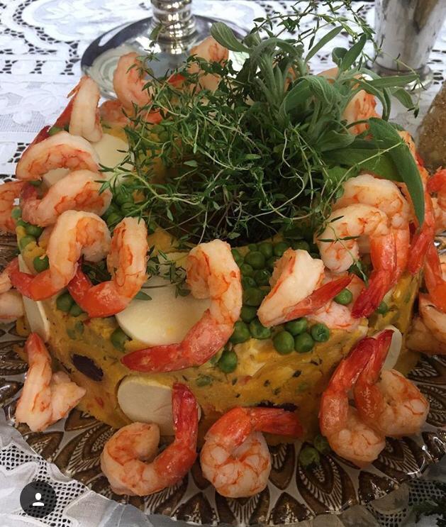 Natal Odila Hoehne Gastronomia