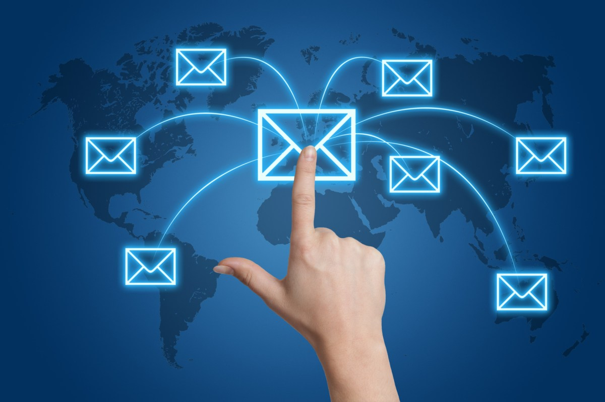 Report Results -mail Distribution Lists Periodic