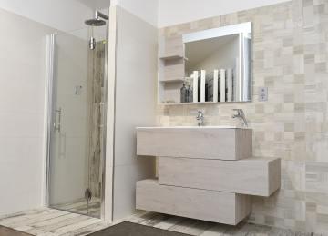 Arredamento Bagno Moderno E Classico.Bagno Moderno Arredo Bagno Moderno Easy Lops New Progetto 3 Bagni