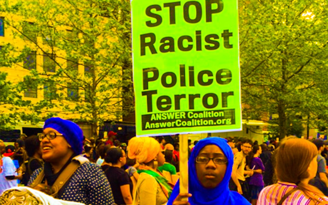 Mapping the Intersections of Islamophobia & #BlackLivesMatter: Unearthing Black Muslim Life & Activism in the Policing Crisis