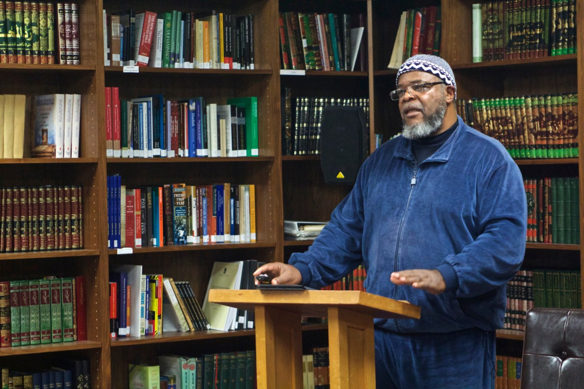 Origins of Islam in America with Imam Faheem Shuaibe
