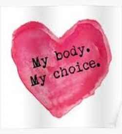 my body, my choice