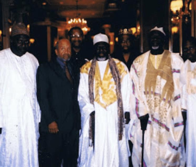 Imam Mohammed Shaykh Hassan