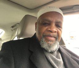 Photograph of Imam Frederick al-Deen
