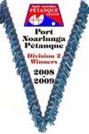 SAPL Division 2 pennant