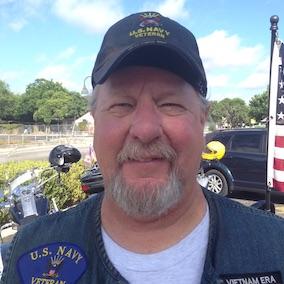 """Bob  """"Pizza Man"""" Johnson : SA-PGR Ride Captain"""