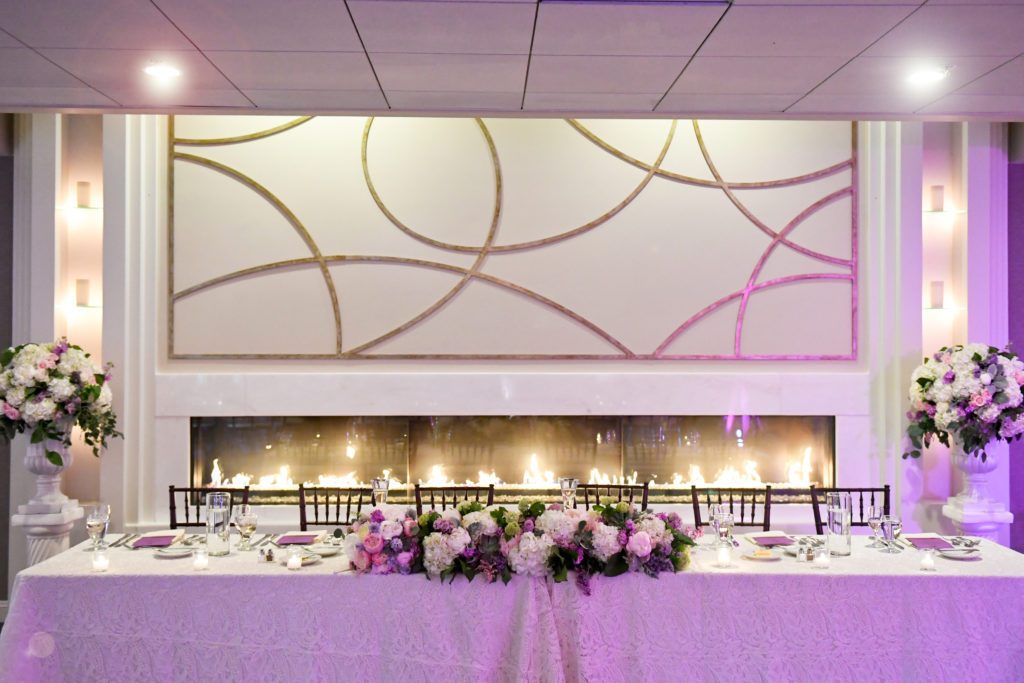 Wedding Planning Tips Head Table Ideas  Saphire Event Group