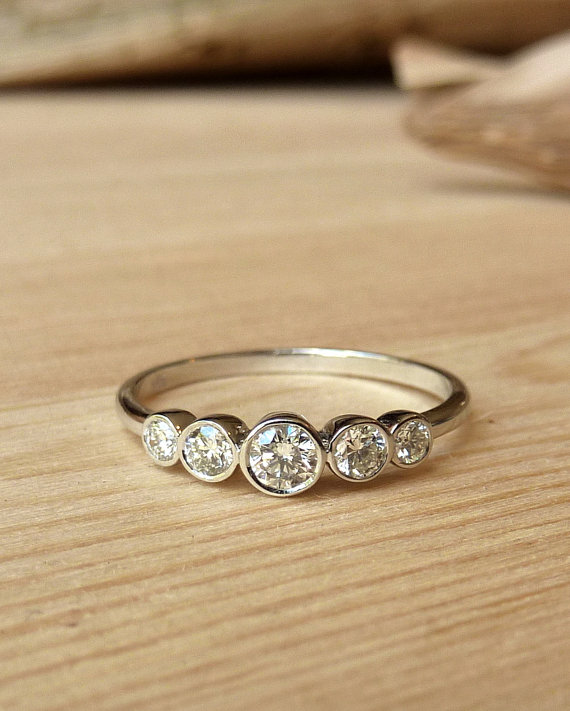 Mix And Match Wedding Rings What's In For March  Saphire