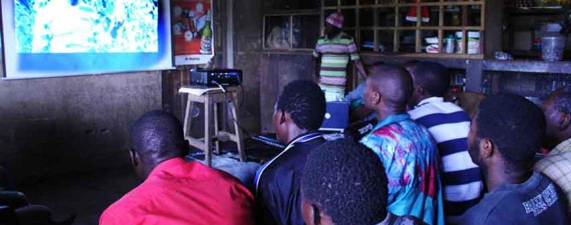 Présentation du projet du centre de savoir dans les villages du Manengouba