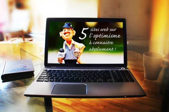 5 sites internet sur l'optimisme à connaitre