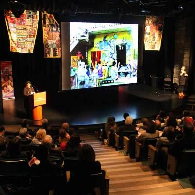 Présentation de projet soutenu par la Fondation du Grand Montréal