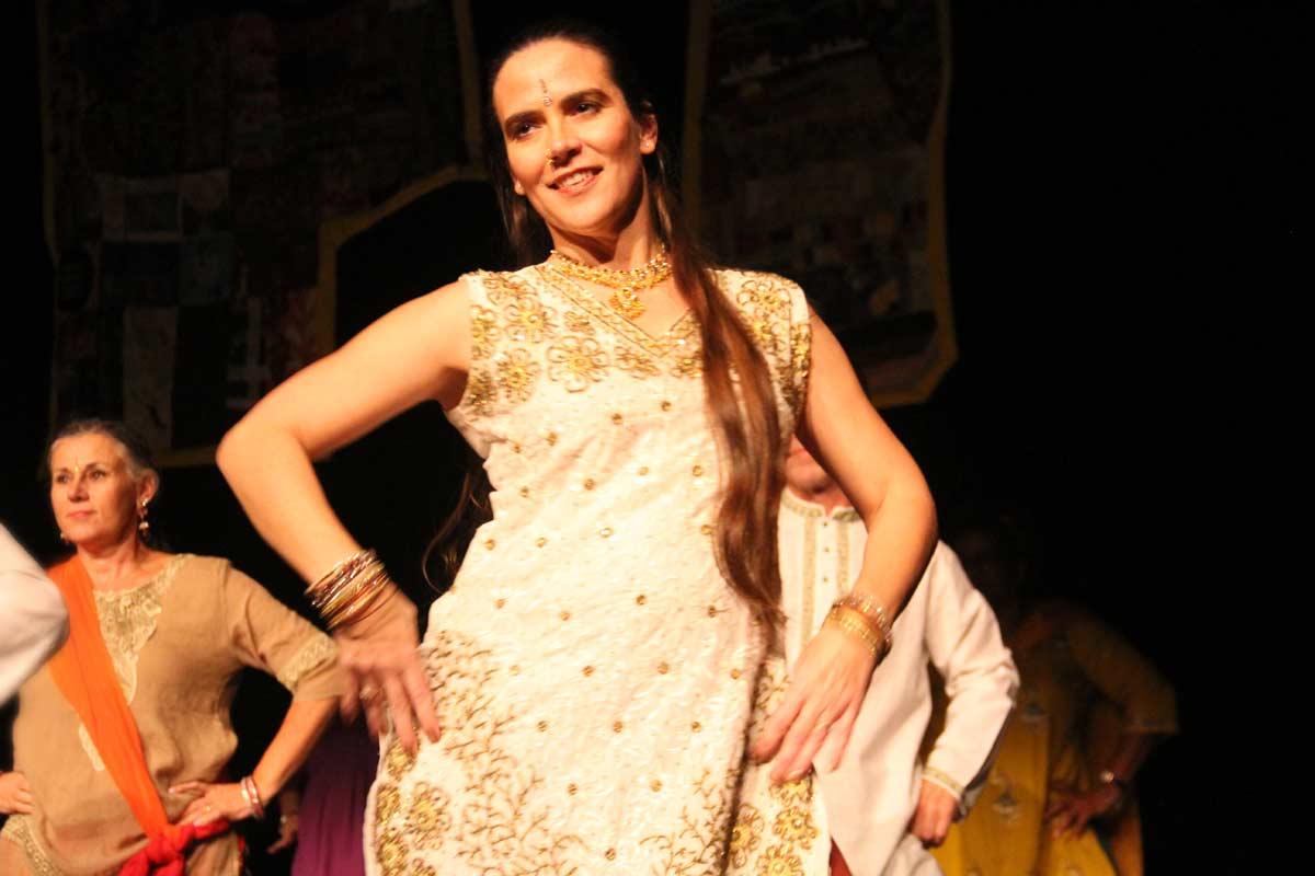 La compagnie Sinha danse fait son show