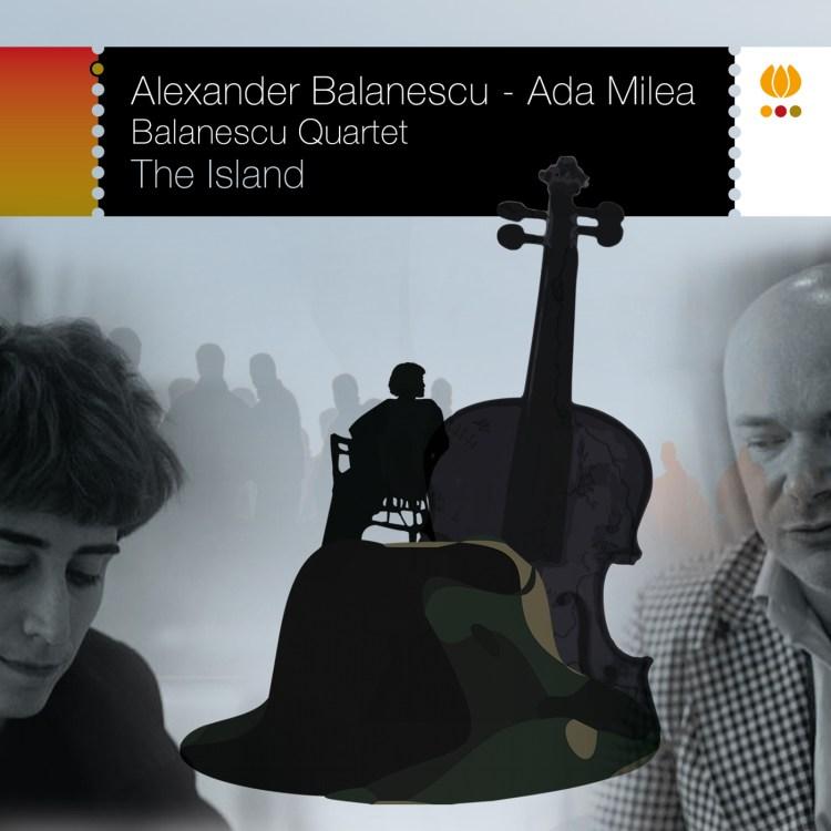 Alexander balanescu & Ada Milea - The Island