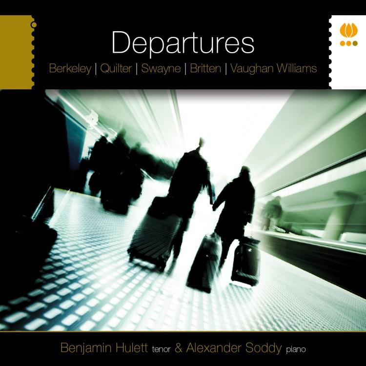 Benjamin Hulett & Alexander Soddy - Departuresde