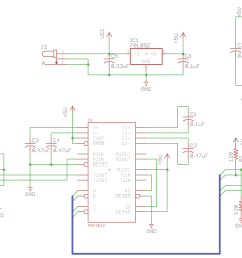 rs232 to rs485 converter rs232 rs485 schematic [ 1133 x 858 Pixel ]