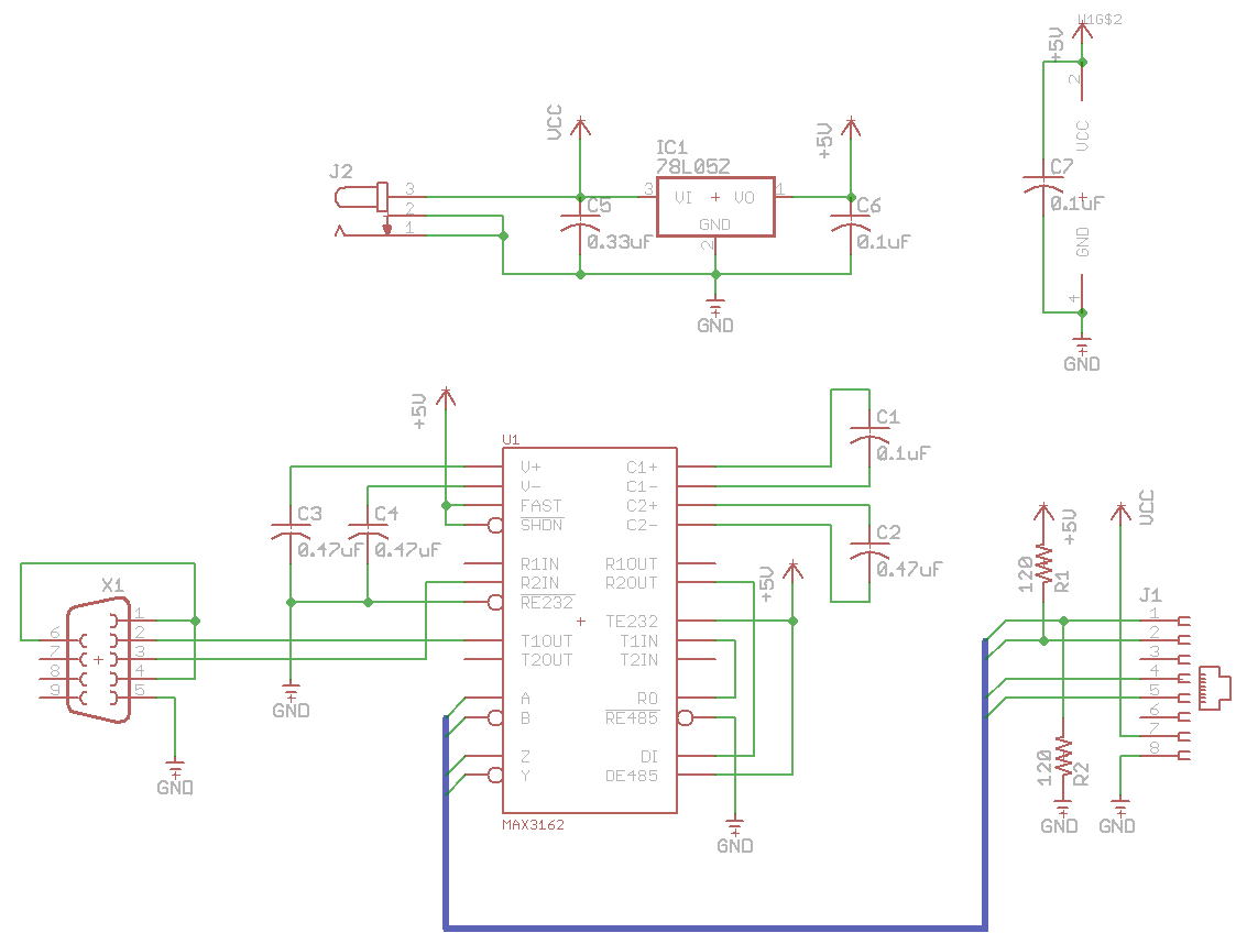 hight resolution of rs232 to rs485 converter rs232 rs485 schematic