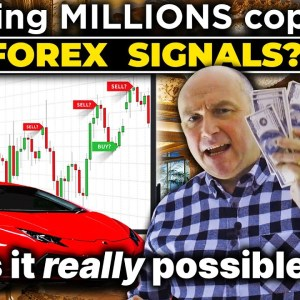 Can you EARN MILLIONS by copying FOREX SIGNALS in 2021?