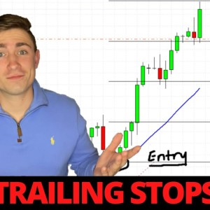 The Best Forex Strategy Ever? Trailing Stops Ultimate Guide!