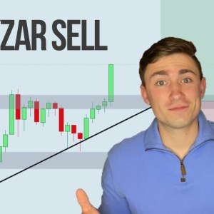 Up +$330.00 Trading USD/ZAR: Forex Trade Explained!