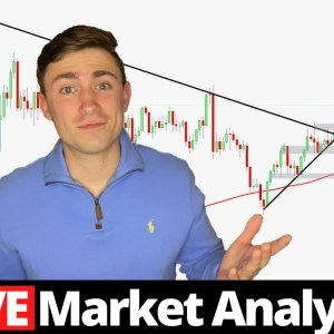 LIVE Forex Trading: Analysis & Trade Ideas w/ TraderNick