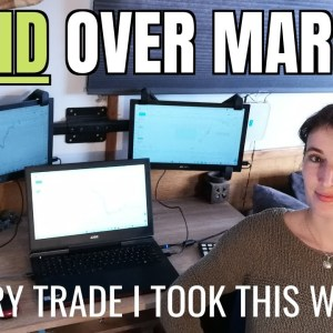 Week 2  -  Every Trade I Took This Week! (Live Funded Forex Trading Account)
