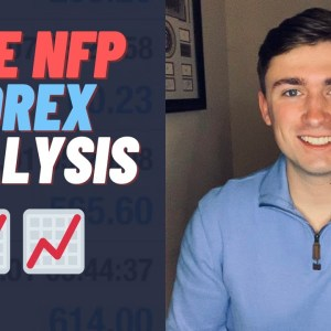 LIVE Forex Trading Analysis: NFP / US Unemployment News Release