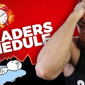 The CRAZY Schedule Of A Millionaire Forex Trader