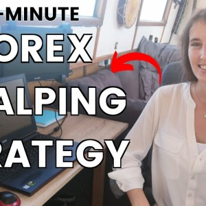 5 Minute Scalping Strategy Forex Trading- How I Trade FX