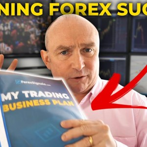My Forex Trading Business Plan! The Key to Trading SUCCESS! (Free Plan Download)