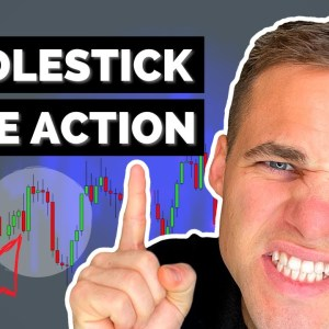 How To Trade Candlestick Price Action, Wick Fills, & Candlestick Trends
