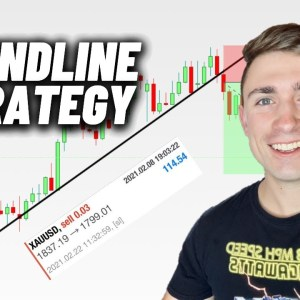 How to Trade Trendline Breakouts like a Pro: Forex Trading Strategy!