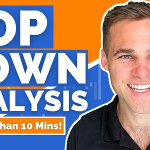 Master Forex Top Down Analysis - In Less Than 10 Minutes!