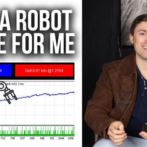 I Let My Forex Robot Trade REAL Money... Here's What Happened!