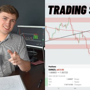 Live Forex Trading: New York Session | AUD & NZD Moving, Gold Going Higher?