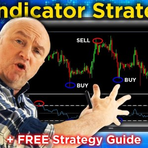 Trade Forex Trends & Counter Trends with My RSI Indicator Strategy! (Free Download)