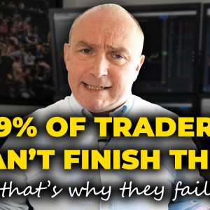The MOST BORING Trading Video of All Time (99% of traders can't finish)