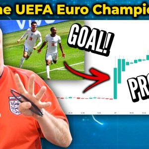 Can You Make Forex Profit Trading the UEFA Euro Football Championship?!