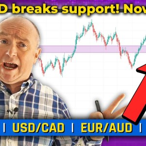 EUR/USD breaks support!! Discussing XAU/USD, GBP/JPY & More! (Forex Forecast)
