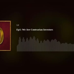 We Are Contrarian Investors (Episode 1)