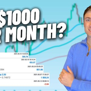 How to Make $1000 a Month Trading Forex? (Realistically...)