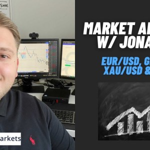 Live Forex Market Analysis with Jonathan from Blueberry Markets   Forex Education
