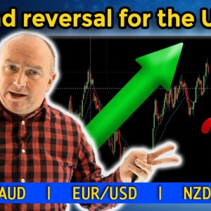 Big Trend Reversal for USD?! GBP/AUD, EUR/USD & More (Forex Forecast)