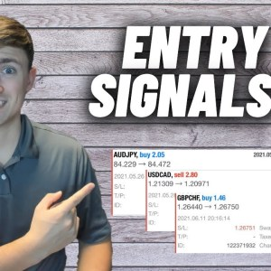How I Find My Best Forex Trading Entries! (Best Entry Signals)