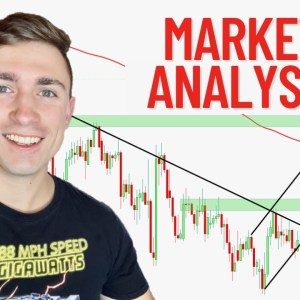 LIVE Forex Trading: New York Session | Stocks Plunge, USD & JPY Strong!