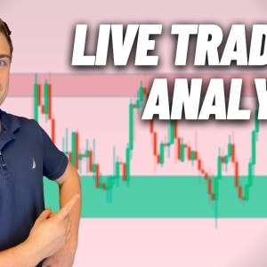 LIVE Forex Trading: New York Session | USD Dropping Again?