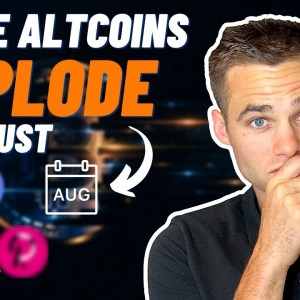 Top 3 BEST Altcoins To Buy Now in August 2021!!! (INSANE POTENTIAL)