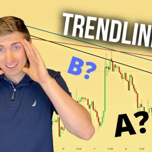 Trendlines Don't Work When Trading Forex? The Truth!