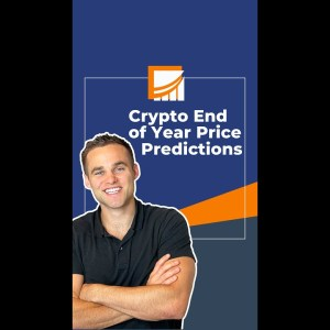 Crypto End Of Year Price Predictions! #shorts