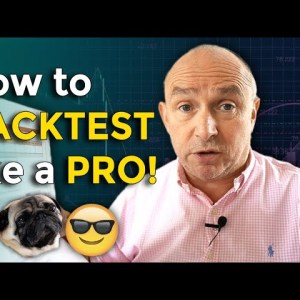 How to BACKTEST like a PRO! (Crucial for Forex traders)