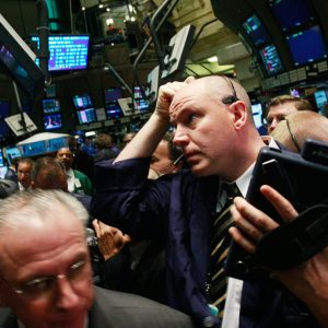 impeding correction in the equities markets